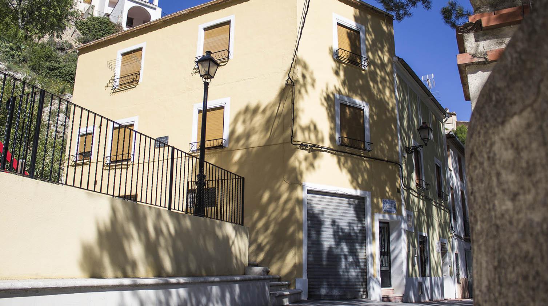Casa Rural Antoli - Habitaciones