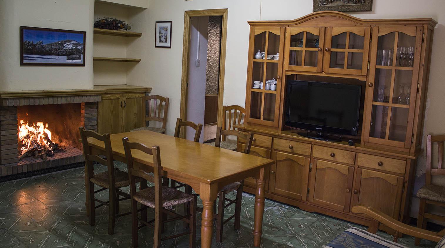 Casa Rural Assut - Comedor